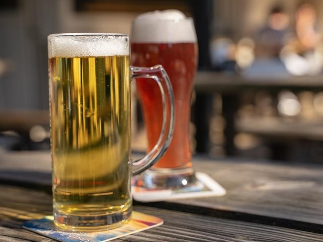 Beer gardens across the UK are set to reopen on April 12