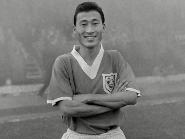 Cheung Chi Doy. Picture from Blackpool FC