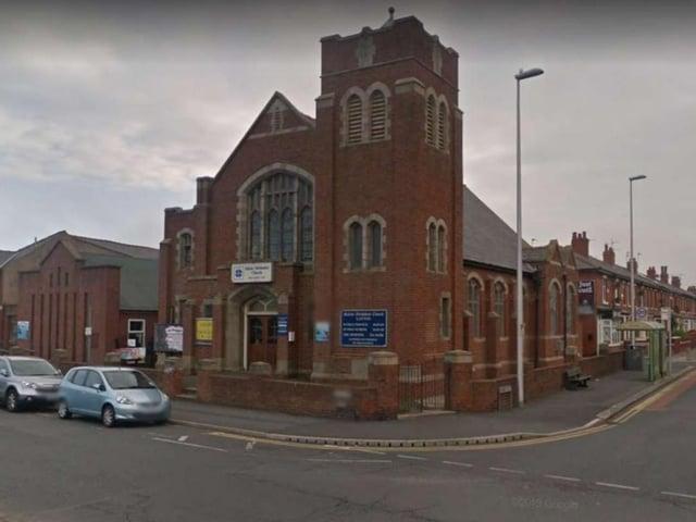 Layton Methodist Church - picture Google