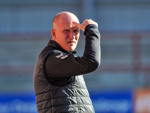 Simon Grayson sees an opportunity to build something special at Fleetwood