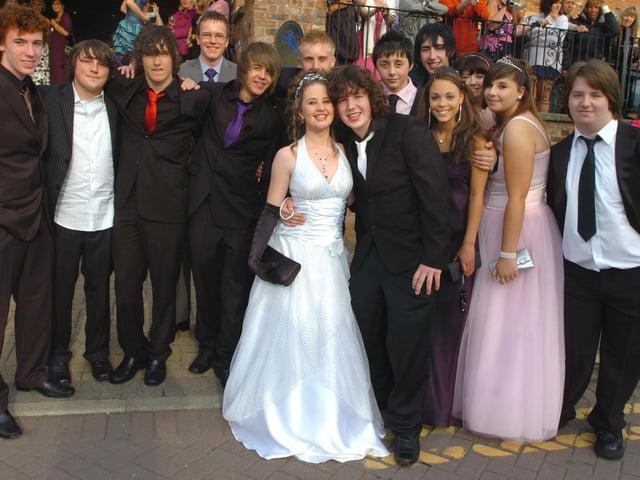 Montgomery School at the De Vere Hotel, Blackpool, 2009