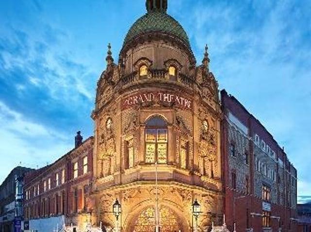 The Grand Theatre, Blackpool