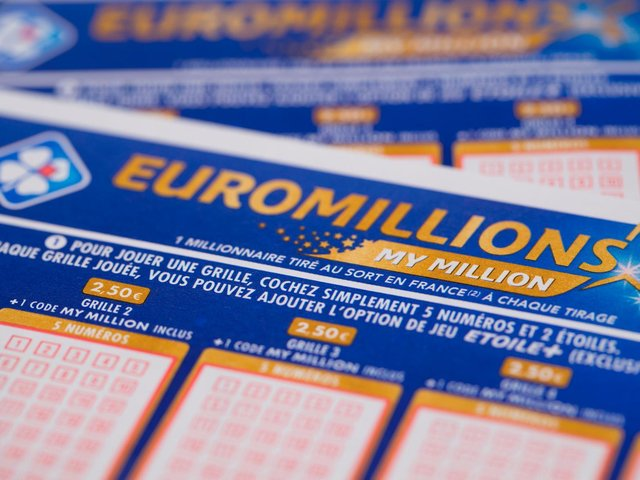 The lucky player matched all five Euromillions numbers as well as the two Lucky Star numbers.