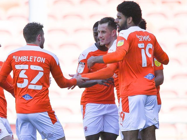 Jerry Yates netted another brace to take his tally for the season to 20