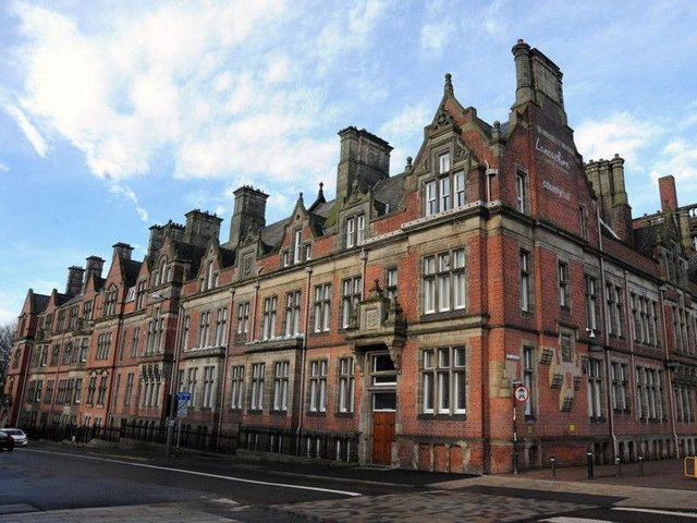 Lancashire County Ciouncil has apologised to people who received defective Covid support vouchers