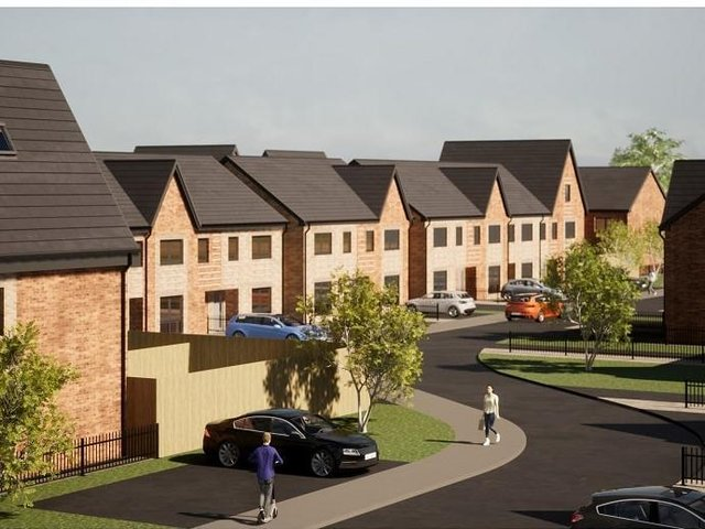 Blackpool Council's plans for how the new development might look