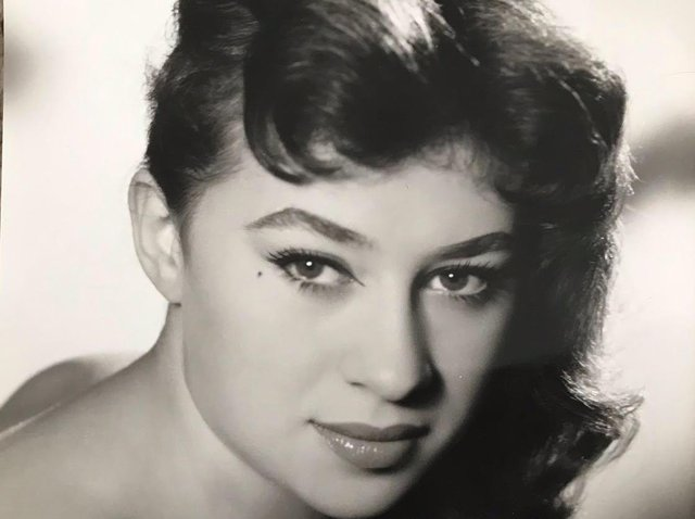 Maureen Coverdale,  known as Yvonne in her performing days, appeared on the same stage as the like of Frank Sinatra and Bob Hope