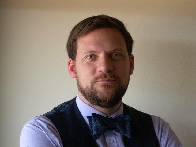 Dr Ben Butler-Reid