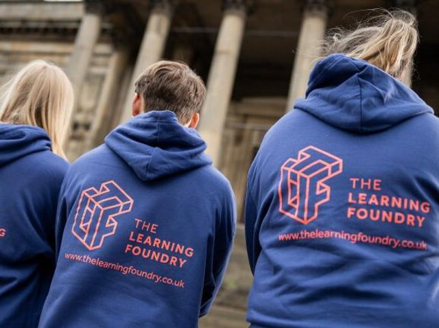 The Learning Foundry has been handed a 1million grant for young adults in Fleetwood