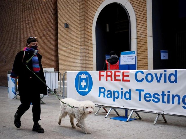 Everyone in Lancashire can now get twice-weekly COVID tests delivered to their home for free under a new effort to keep England out of lockdown