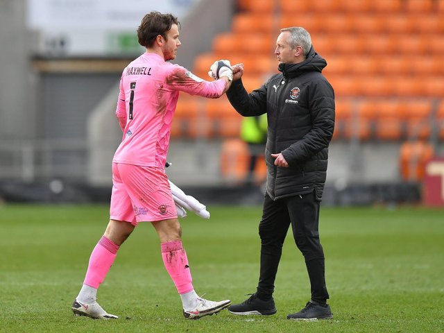 Blackpool have kept a number of clean sheets