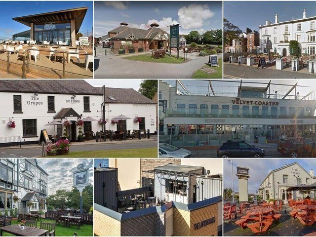 The 25 pubs in Blackpool and the Fylde coast to visit with the best beer gardens from Monday