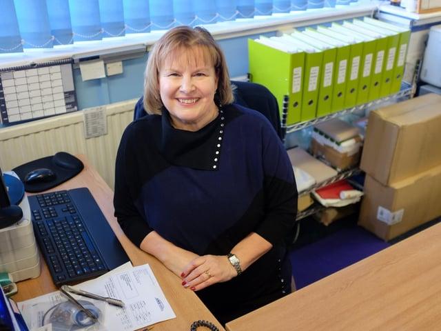 Dawn Cheetham of Blackpool-based CKS