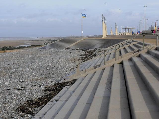 Cleveleys beach. Photo: Daniel Martino/JPI Media