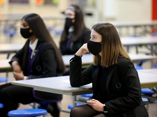 Masks in classrooms