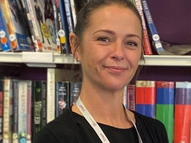 Debbi Hodson, head of careers and learning resources at Blackpool Sixth, has been recognised for her hard work.