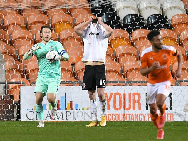 Chris Maxwell saved a late penalty in midweek