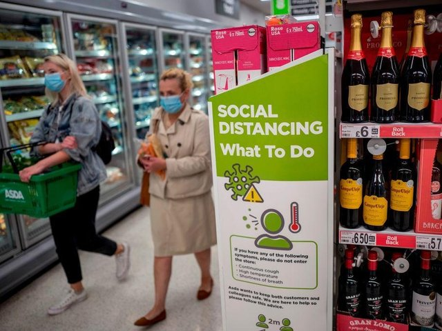 Supermarket chain Asda has started consulting with more than 1,000 staff