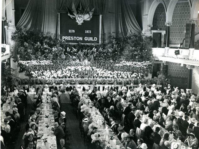 Once every Preston Guild - the Guild celebrations are surely something Preston can be proud of?