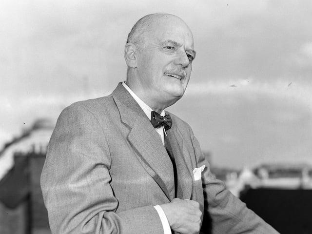 Sir Harold Grime
