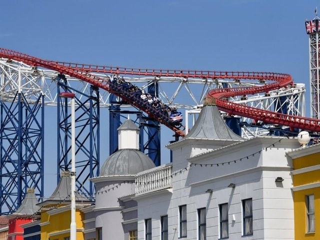 The council will use Pleasure Beach tickets to trial the system