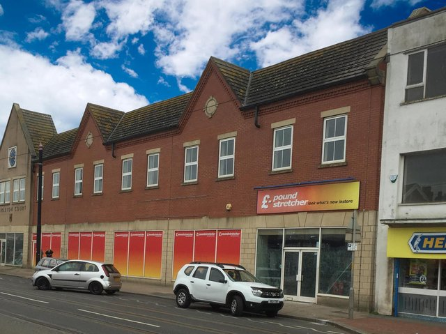 Fleetwood's new Heron Food store, to open on Thursday April 22,  is nextdoor to the current one