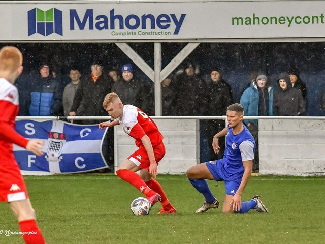 Squires Gate and AFC Blackpool were due to compete in the Heys Invitational Cup Picture: Adam Gee