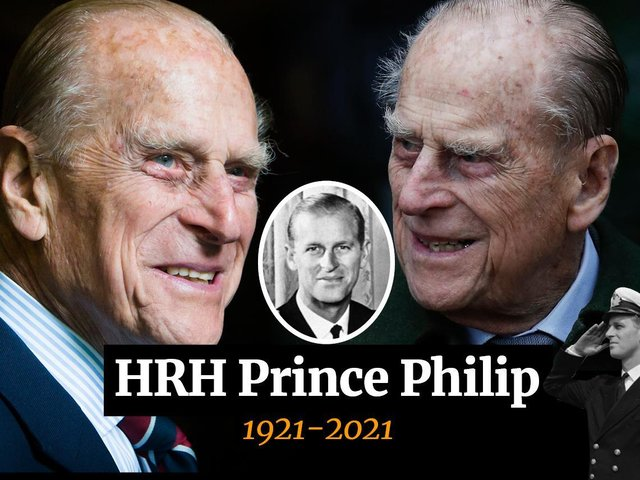 Prince Philip died at the age of 99