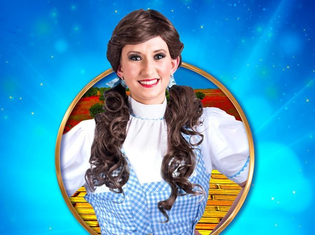 Actress Rebecca Lake will play Dorothy in summer pantomime Wizard of Oz at the Joe Longthorne Theatre, North Pier