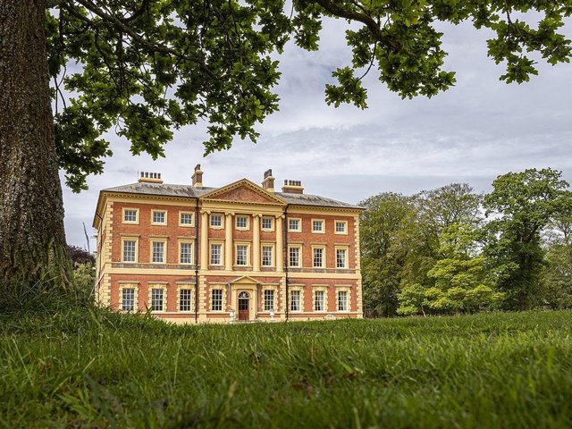 Lytham Hall has welcomed visitors back to its grounds