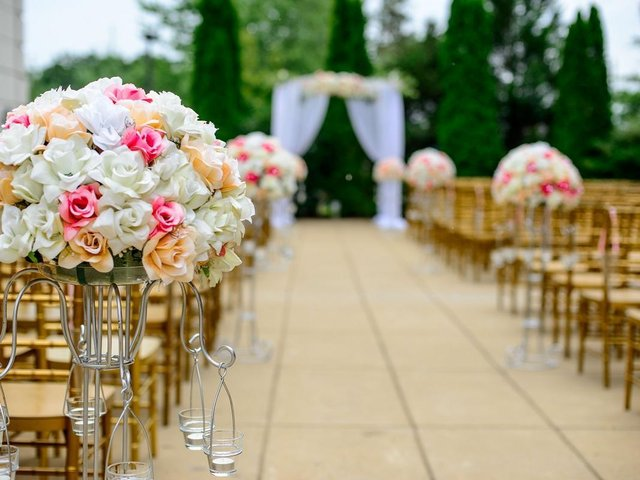 """The wedding industry has been accused in the Lords of """"ramping up expectations"""""""