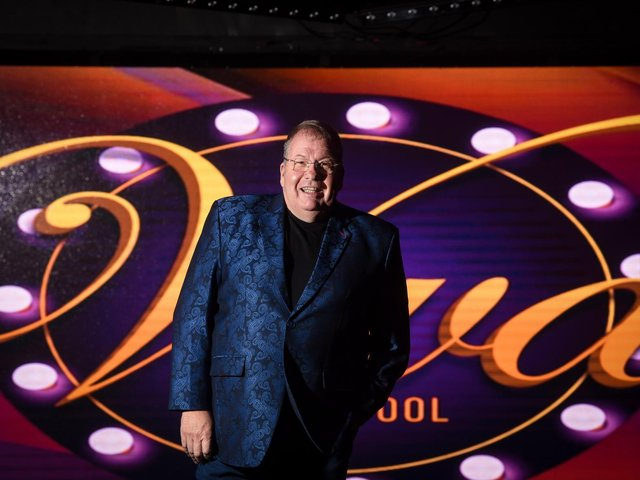 Entertainer Joey Blower has been diagnosed with prostate cancer two years after a blood test in Thailand first caused some concern.