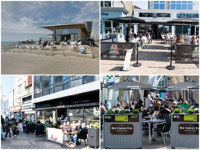 7 of the best places to have brunch in Blackpool outdoors as the weather improves