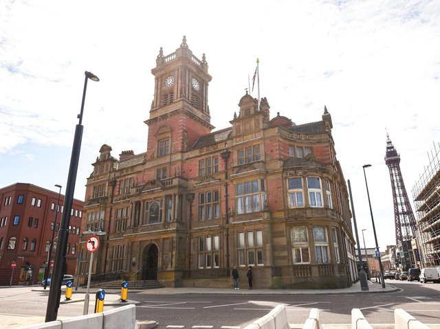 The inquest was heard at Blackpool town hall on Monday