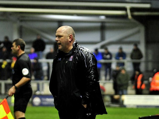Fylde boss Jim Bentley grew up in Liverpool where football is a religion