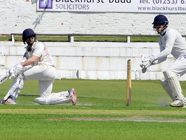 Wicketkeeper Richard Staines has joined Lytham from St Annes