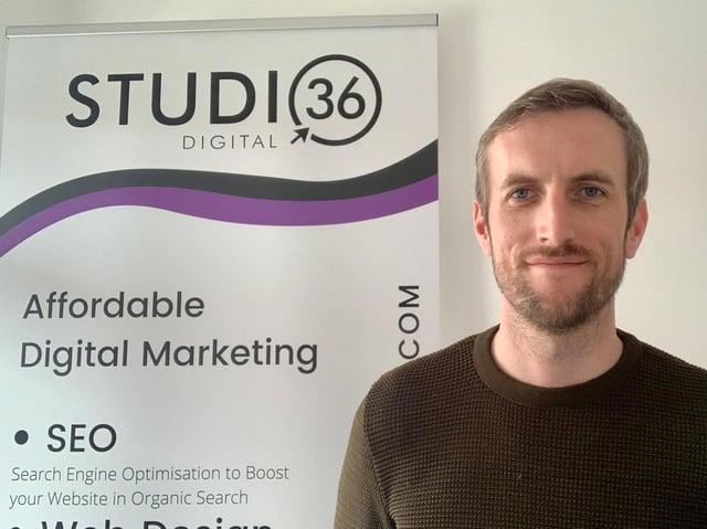 Andrew Witts of Studio 36