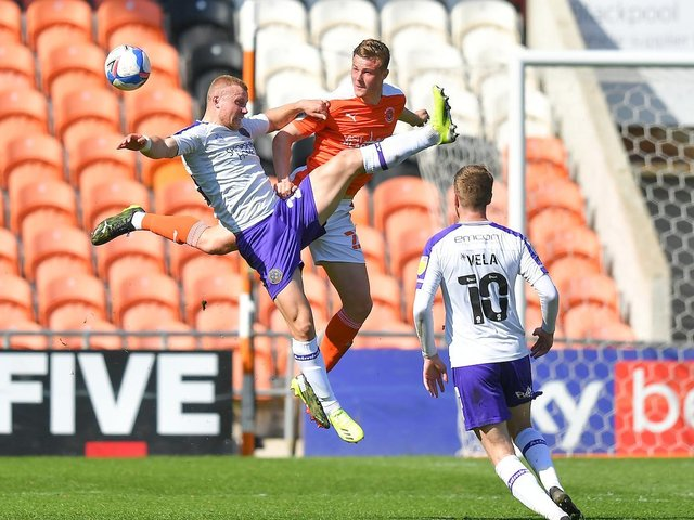 The Seasiders remain in the play-offs, but only on goal difference