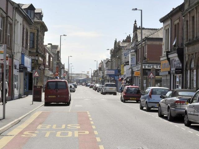 Bond Street, South Shore, Blackpool