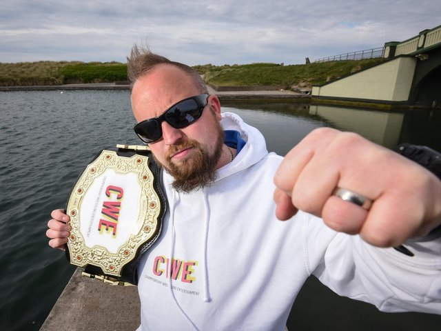 Joshua Howardfrom Championship Wrestling Entertainment