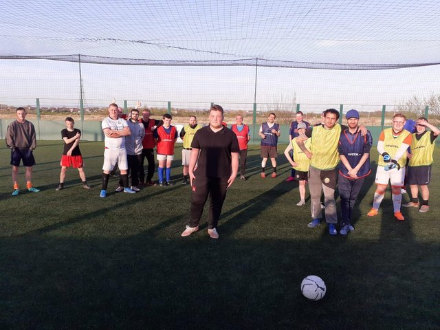 Toby Gough is continuing his education through the Community Trust