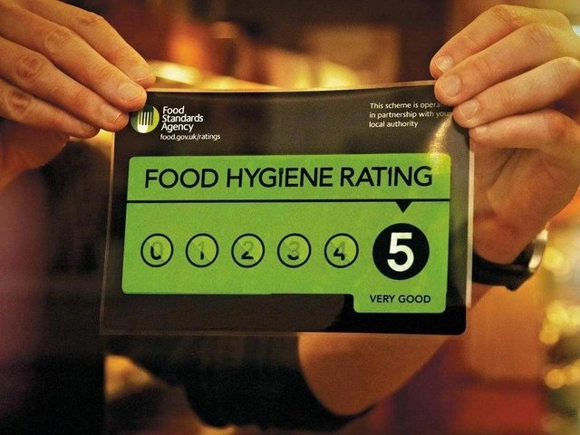 These are the five and four star rated takeaways, sandwich shops and chippies in Blackpool.
