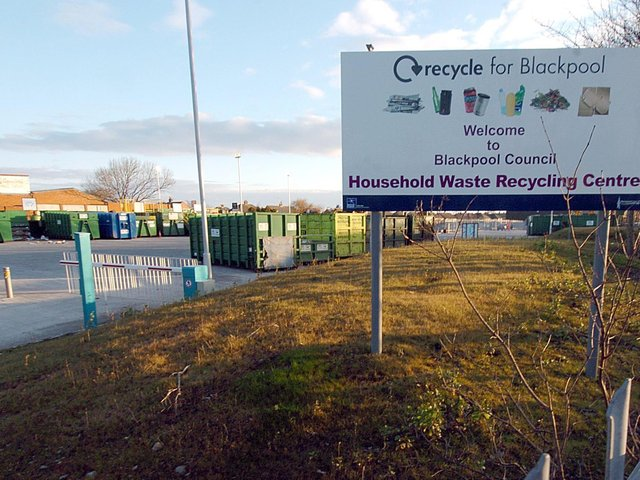 Bosses at Blackpool household waste recycling centre, in Bispham, are increasing visitor numbers from this weekend