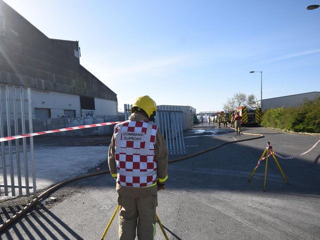 Investigators were unable to pinpoint the cause of the fire
