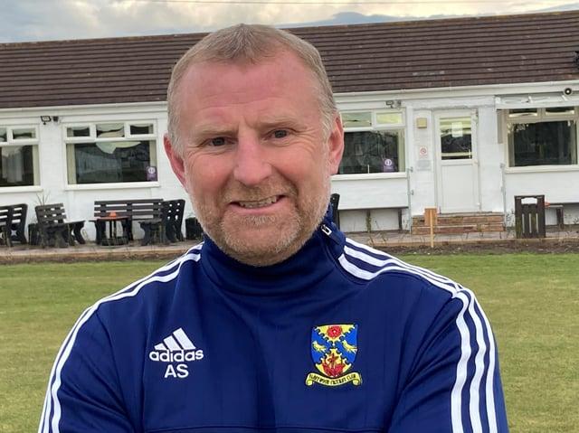 Fleetwood CC director of cricket Andrew Singleton