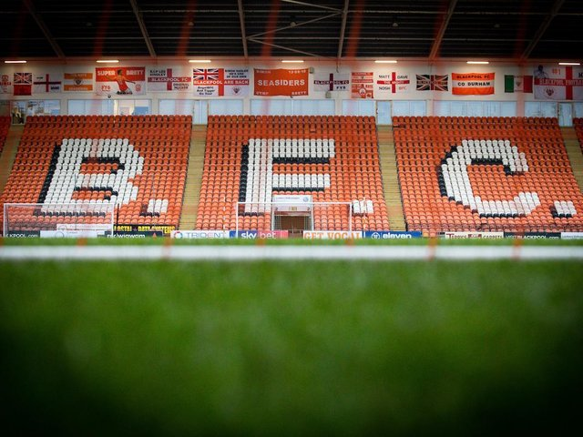 Blackpool need just one point from their final two games to qualify for the play-offs