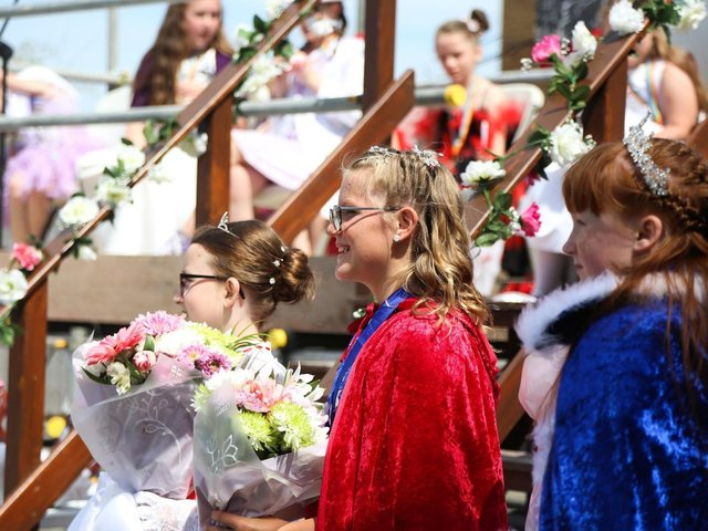 Snapshot from a previous Thornton Cleveleys Gala
