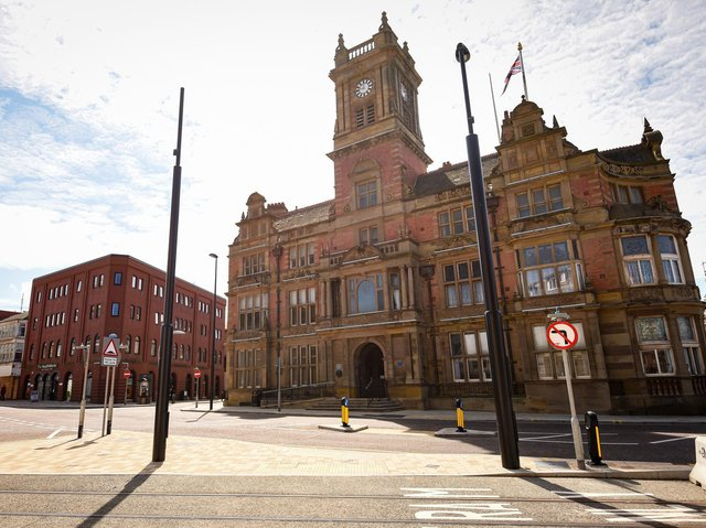The bar needs town hall planning permission