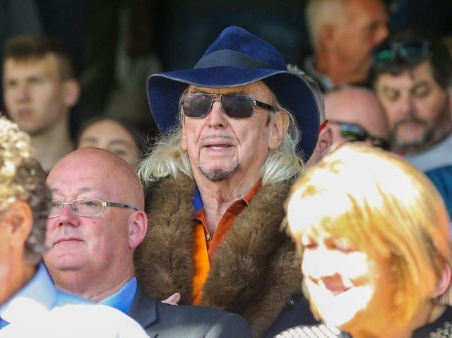 Former Blackpool FC owner Owen Oyston pictured at a game in September 2018 (Picture: Alex Dodd/CameraSport)