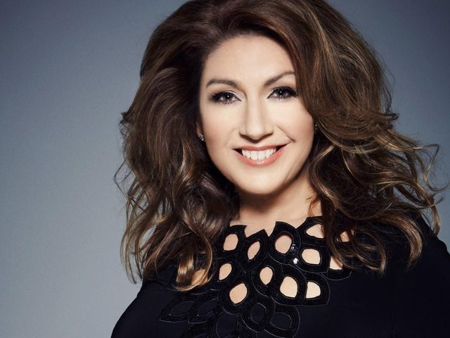Jane McDonald who is performing at Blackpool Opera House in the summer